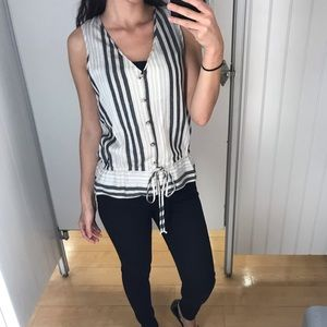 NWT Anthropologie DREW Tank Top